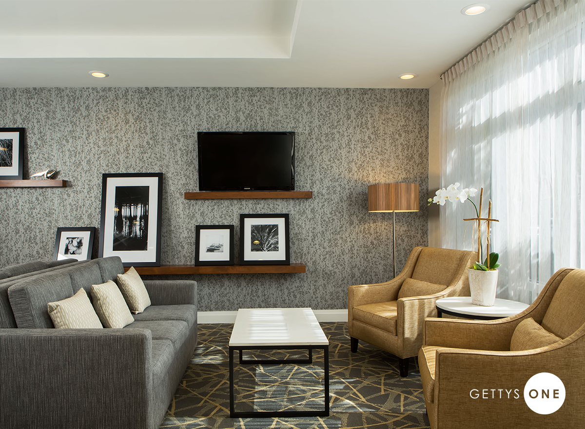 Hotel interior design services the gettys group for Design hotel group