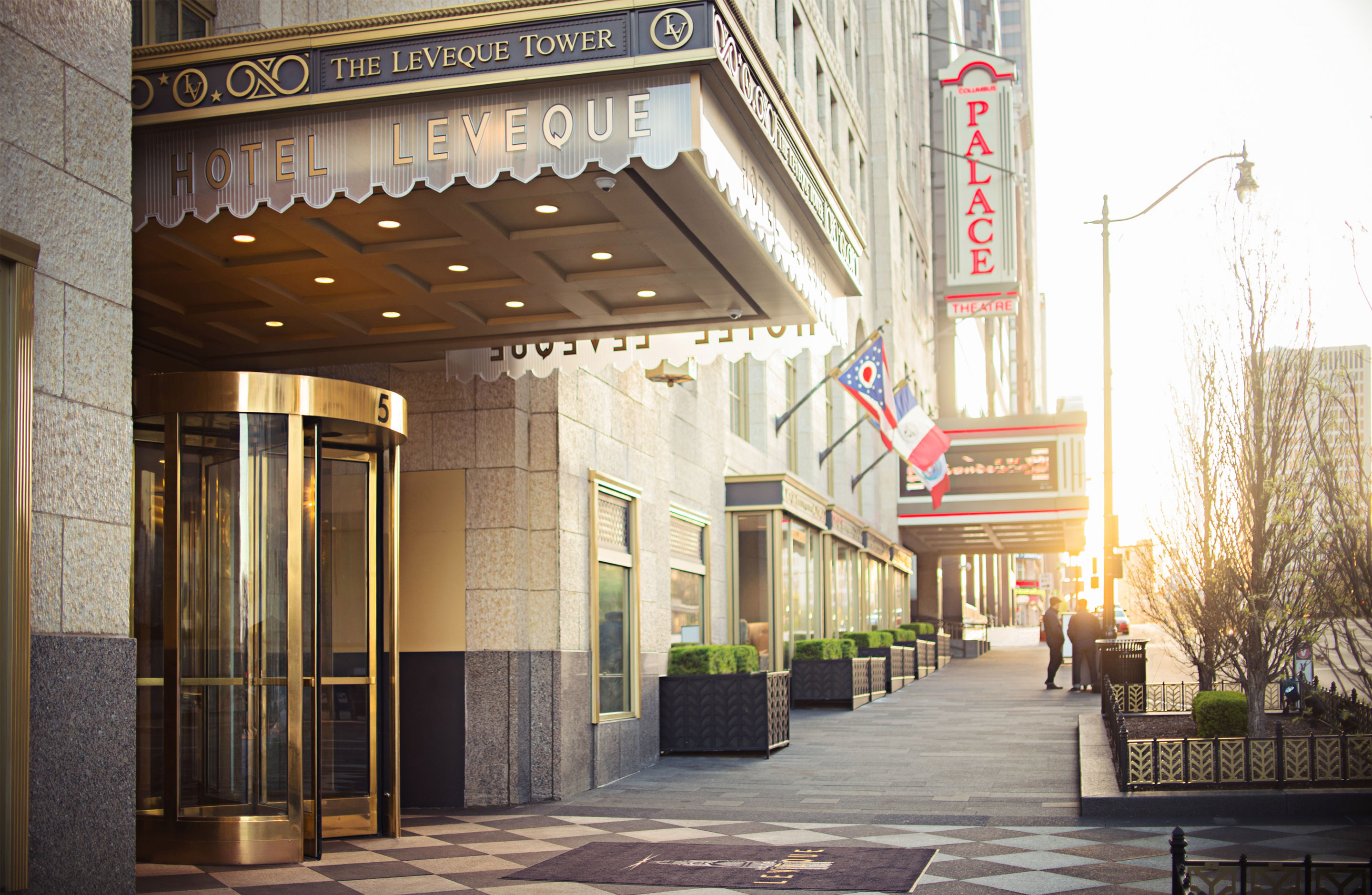 Hotel leveque an autograph collection hotel the gettys for Design hotel group
